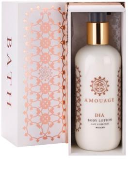 Amouage Dia tělové mléko pro ženy 300 ml