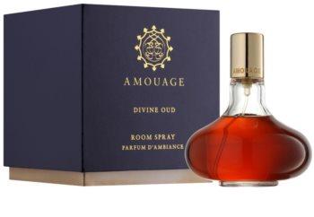 Amouage Divine Oud spray para el hogar 100 ml