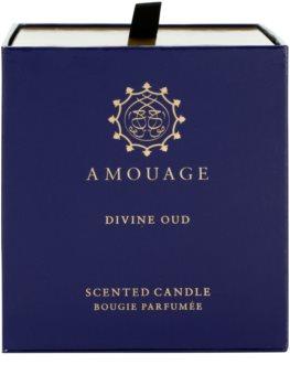 Amouage Divine Oud Duftkerze  195 g