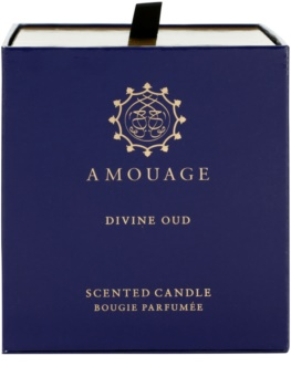 Amouage Divine Oud illatos gyertya  195 g