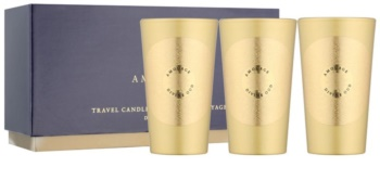 Amouage Divine Oud ароматизована свічка  3 x 55 гр