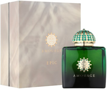 Amouage Epic extrato de perfume para mulheres 100 ml edição limitada