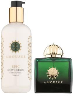 Amouage Epic confezione regalo II.