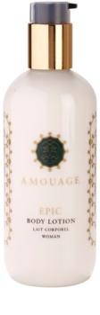 Amouage Epic Body lotion für Damen 300 ml