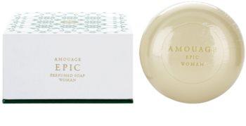 Amouage Epic sapone profumato per donna 150 g
