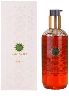 Amouage Epic gel douche pour femme 300 ml