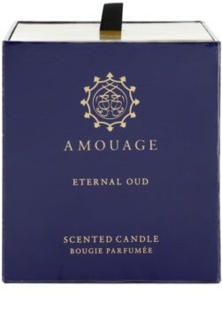 Amouage Eternal Oud bougie parfumée 195 g