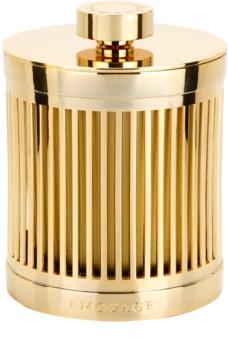Amouage Gold vonná sviečka 195 g + stojan