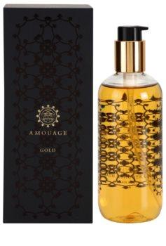 Amouage Gold gel de douche pour homme 300 ml