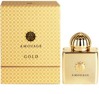 Amouage Gold extrait de parfum pour femme 50 ml