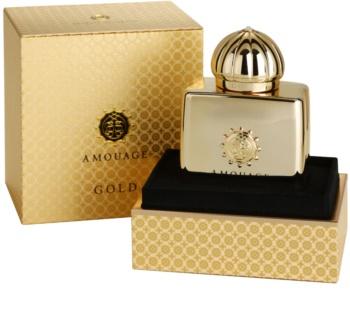 Amouage Gold Parfüm Extrakt Damen 50 ml