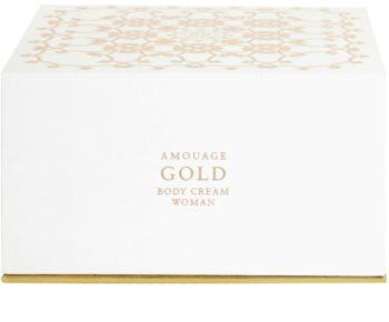 Amouage Gold Bodycrème voor Vrouwen  200 ml