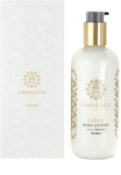 Amouage Gold telové mlieko pre ženy 300 ml