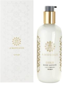 Amouage Gold testápoló tej nőknek 300 ml