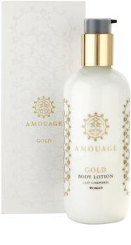 Amouage Gold Körperlotion für Damen 300 ml