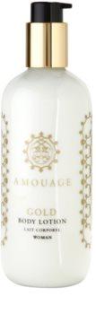 Amouage Gold mlijeko za tijelo za žene 300 ml