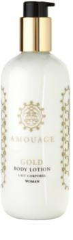 Amouage Gold tělové mléko pro ženy 300 ml