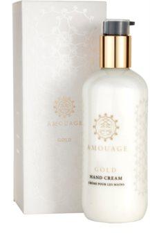 Amouage Gold crema mani per donna 300 ml