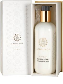 Amouage Gold krém na ruce pro ženy 300 ml