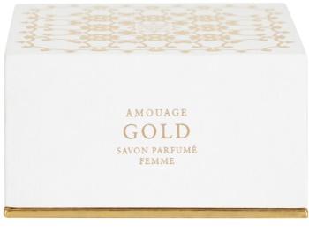 Amouage Gold mydło perfumowane dla kobiet 150 g