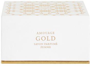 Amouage Gold savon parfumé pour femme 150 g