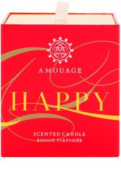 Amouage Happy vonná svíčka 195 g