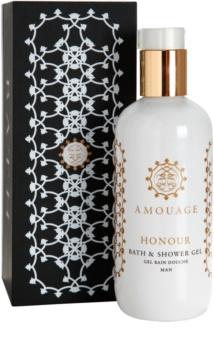 Amouage Honour gel douche pour homme 300 ml