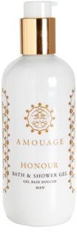 Amouage Honour gel doccia per uomo 300 ml