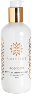 Amouage Honour gel za prhanje za moške 300 ml