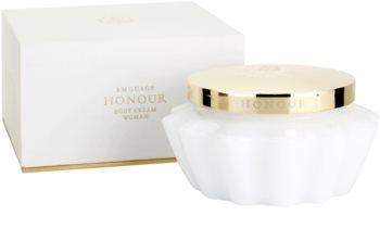 Amouage Honour crème corps pour femme 200 ml
