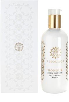 Amouage Honour telové mlieko pre ženy 300 ml