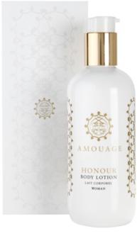 Amouage Honour lotion corps pour femme 300 ml