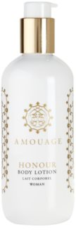 Amouage Honour Body lotion für Damen 300 ml