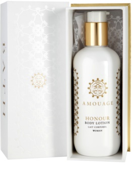 Amouage Honour latte corpo per donna 300 ml