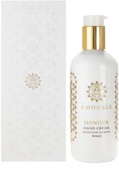 Amouage Honour creme de mãos para mulheres 300 ml