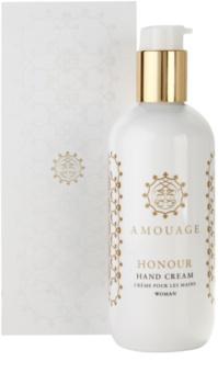 Amouage Honour crème mains pour femme 300 ml
