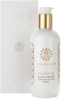 Amouage Honour krém na ruce pro ženy 300 ml