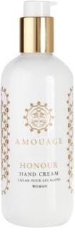 Amouage Honour crema de maini pentru femei 300 ml