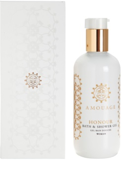 Amouage Honour gel za prhanje za ženske 300 ml
