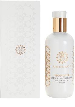 Amouage Honour tusfürdő gél nőknek 300 ml