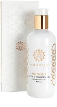 Amouage Honour sprchový gél pre ženy 300 ml