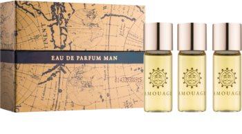 Amouage Interlude eau de parfum pentru barbati 3 x 10 ml 3 reincarcari