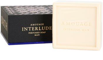 Amouage Interlude parfémované mydlo pre mužov 150 g