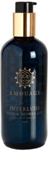 Amouage Interlude sprchový gél pre mužov 300 ml