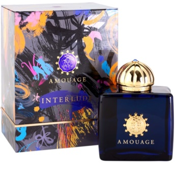 Amouage Interlude eau de parfum nőknek 100 ml