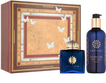 Amouage Interlude Gift Set I.