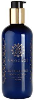Amouage Interlude mlijeko za tijelo za žene 300 ml