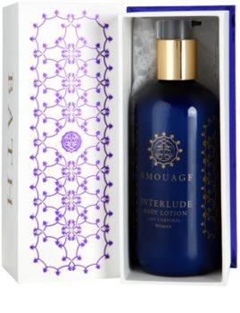 Amouage Interlude tělové mléko pro ženy 300 ml
