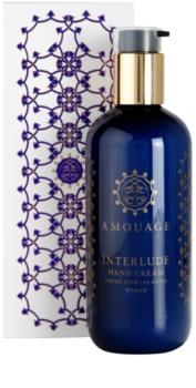 Amouage Interlude crème mains pour femme 300 ml