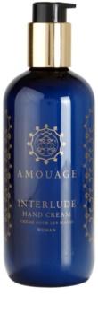 Amouage Interlude crema mani per donna 300 ml